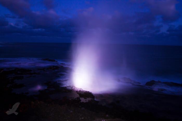"10) ""Spouting Horn Kauai"" by Christian Arballo"