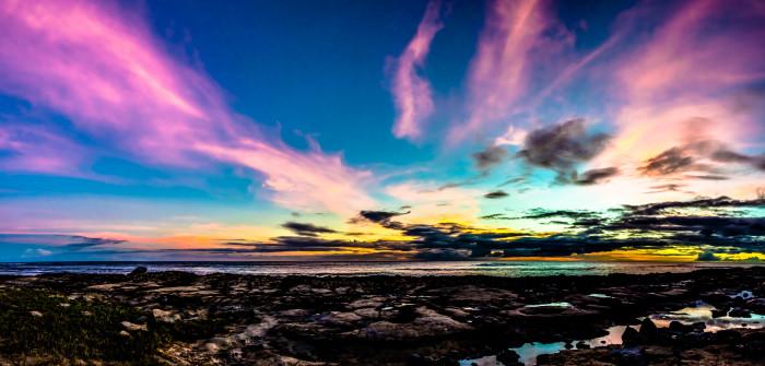 """3) """"Tropical Aurora"""" by Floyd Manzano"""