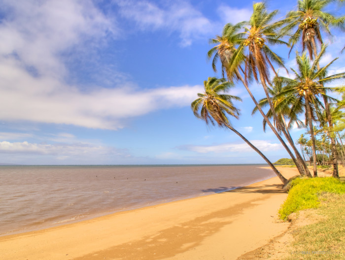 1) First and foremost, there are all of those amazing, pristine beaches…