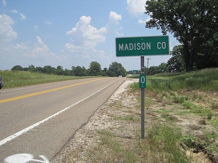 1) Madison County