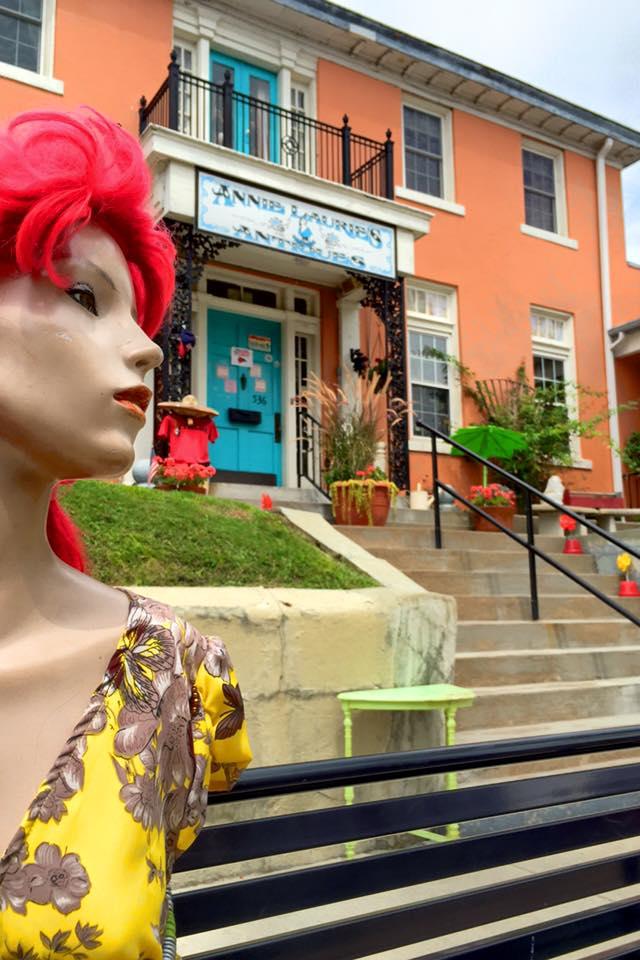 1. Annie Laurie's Antiques, Cape Girardeau
