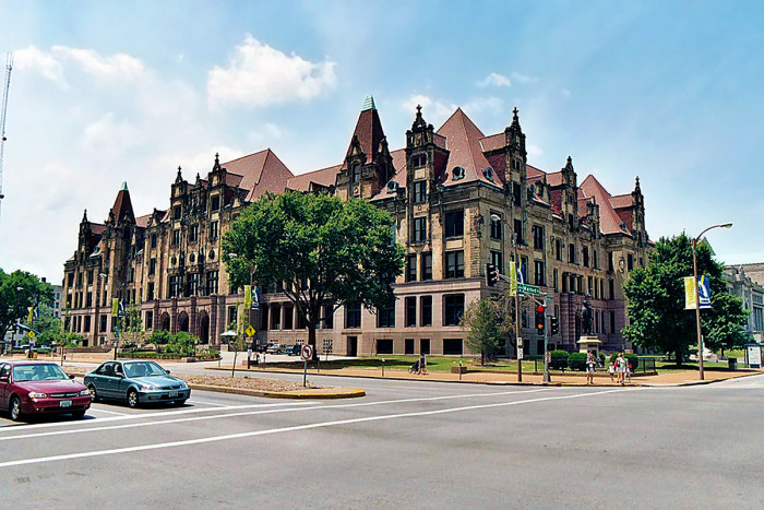 1. St. Louis County: 74.30 offenders per 10,000 residents