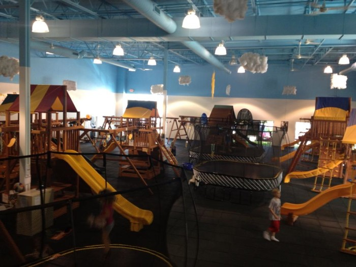 1. Dream and Play Recreation, Pay-to-Play, Chesterfield