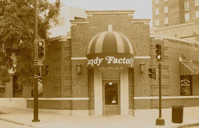 1. The Candy Factory, Columbia