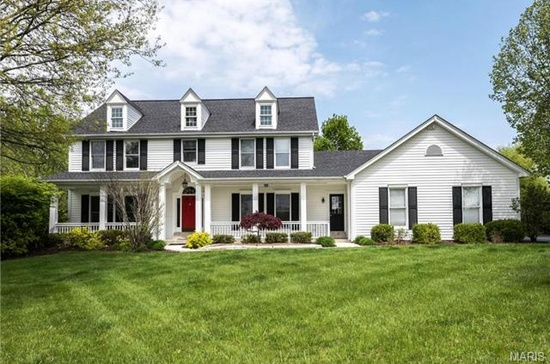 1.16415 Wilson Creek Ct, Chesterfield, MO 63005.  This 4 bedroom, 5 bathroom home offers over 3,647 feet of living space!  It also features a finished lower level, a wet bar, and a pool and deck!  All for $710,000!
