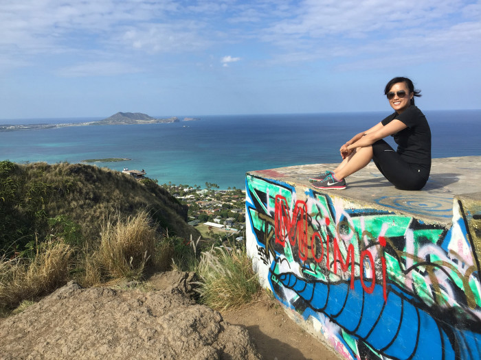 10) Hike Lanakai Pillboxes and revel in the amazing view, and the World War II pillboxes.