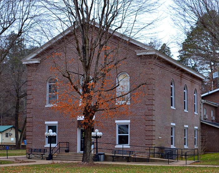 #10 Reynolds County (Centerville, Bunker, Ellington, Reynolds, Lesterville)
