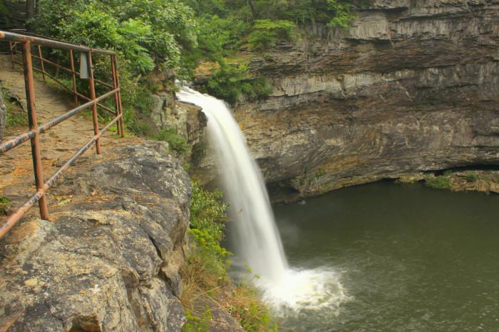 5. DeSoto Falls - Mentone, AL
