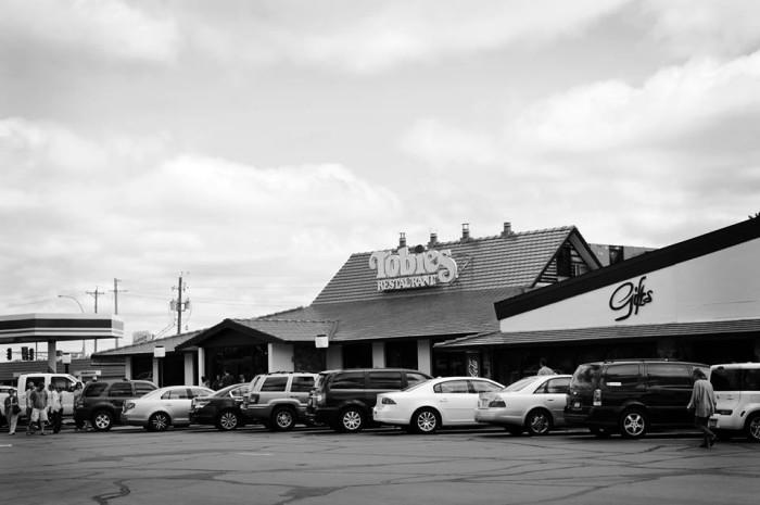 10. Tobies Restaurant, Hinckley.