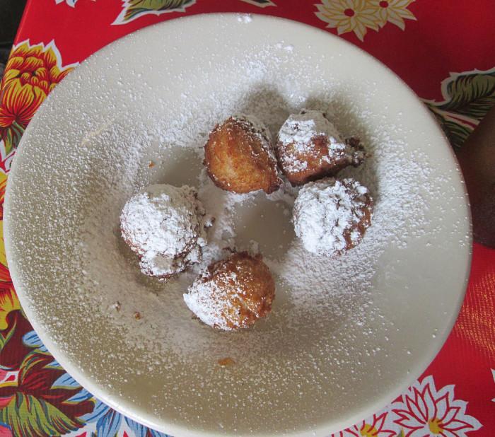 6) Deep Fried Rice & Sugar