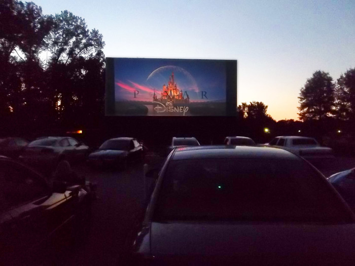 13. …Or catch a film under the stars at a drive-in movie theater.