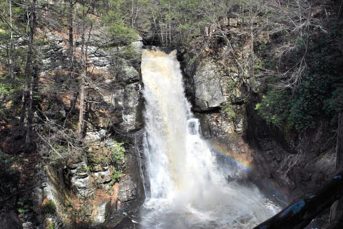 10. Bushkill Falls, Bushkill