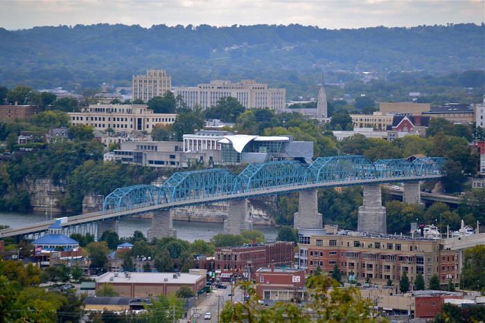 9) Chattanooga