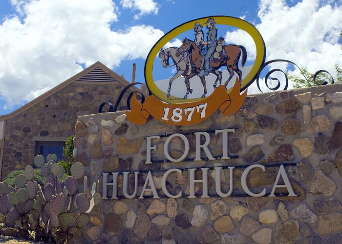 7. Huachuca