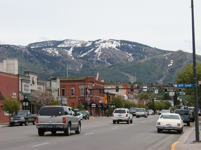 5. Routt County (Population: 23,865)