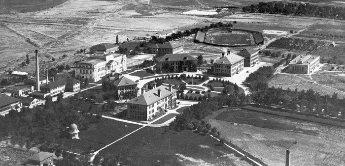 2. University of Utah Campus, Early 1920s