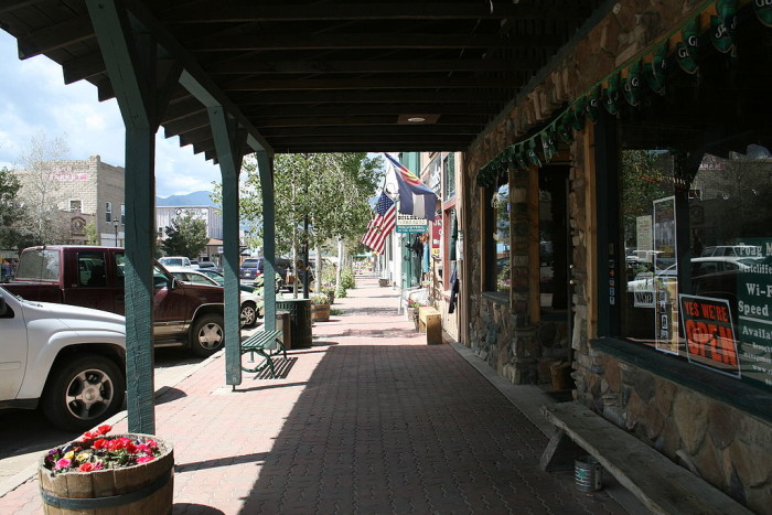 3. Custer County (Population: 4,361)