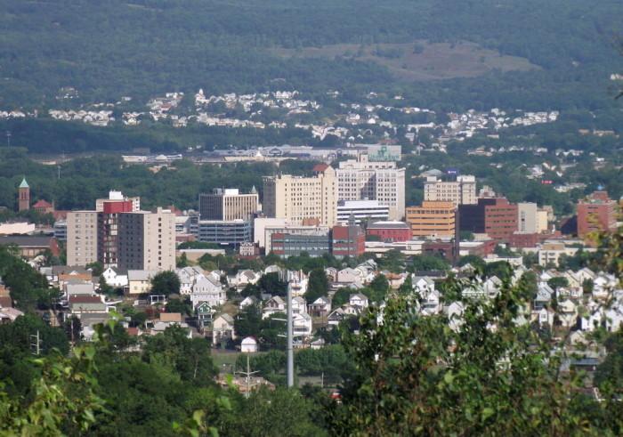 3. Wilkes-Barre