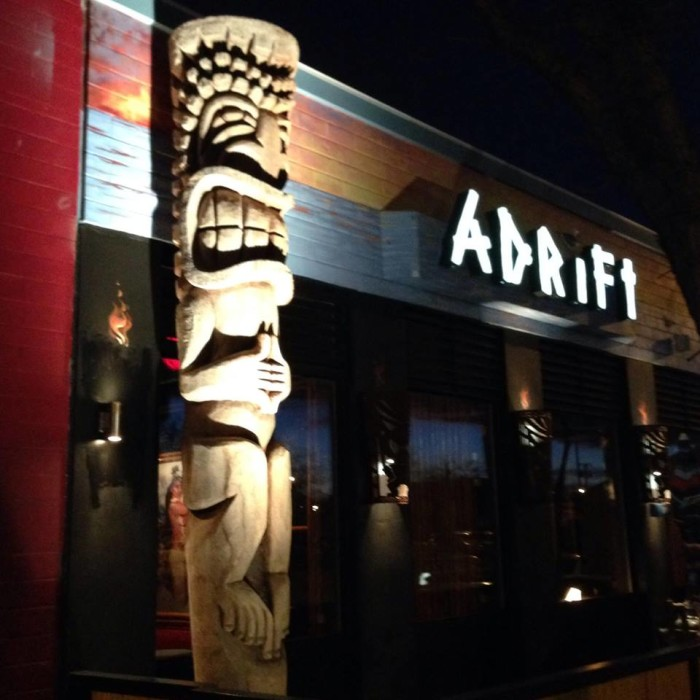 10. Adrift Bar (Denver)