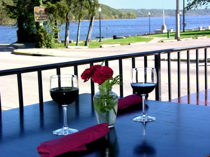 13. The Historic Water Street Inn, The Grille and Charlie's Irish Pub in Stillwater has the best waterfront views in one of MN's favorite small towns!