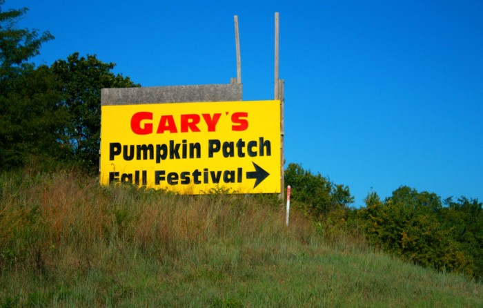 9. Gary's Berries Fall Festival (Grantville)