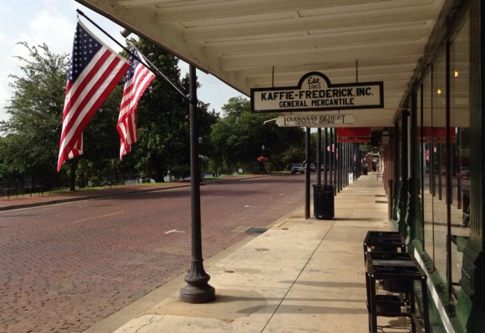 11) Kaffie-Frederick General Store, Natchitoches