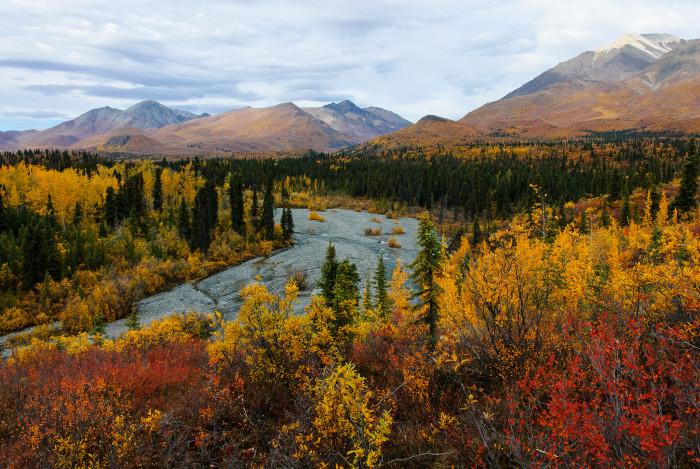 2) Wrangell-St. Elias National Park