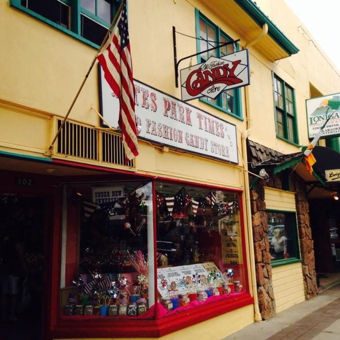 1. Estes Park Old Fashioned Candy Store (Estes Park)