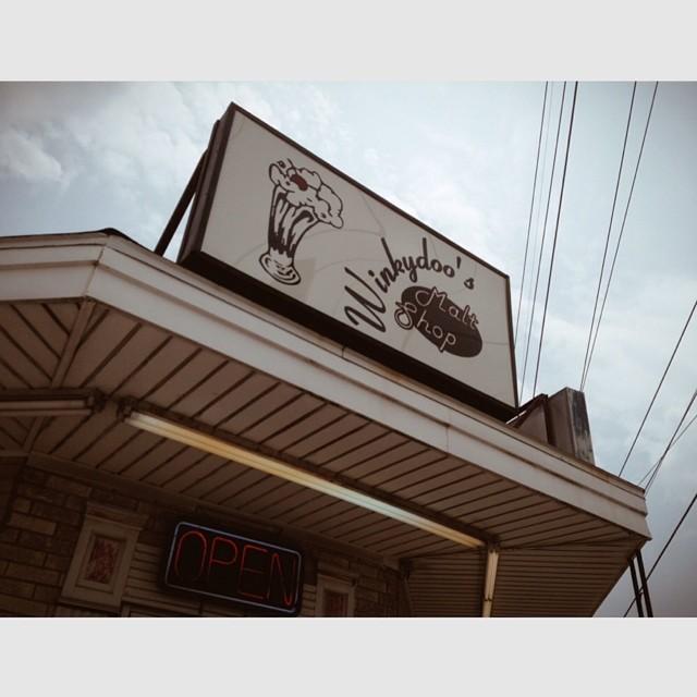 4) Winkydoo's Malt Shop, Sulphur