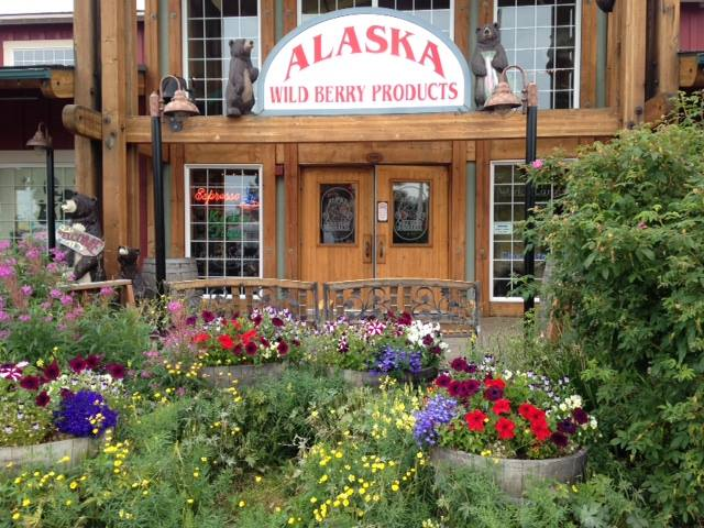 3) Alaska Wild Berry Products