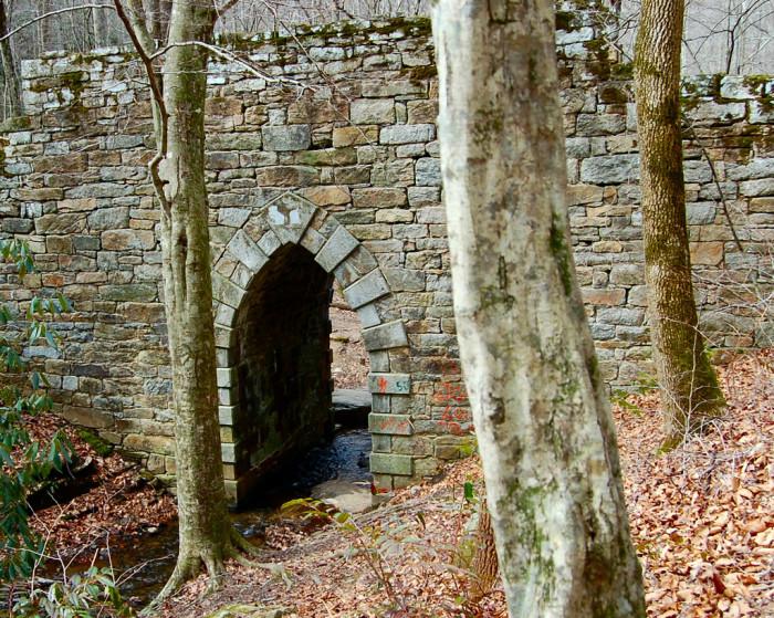 1. Poinsett Bridge Heritage Preserve