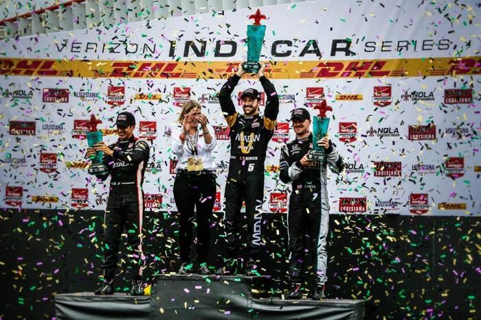 10) Indy Grand Prix of Louisiana, Avondale