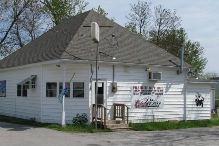 1. Prairie Nut Hut (Altoona)