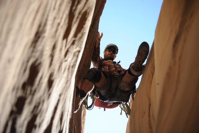 7) Canyoneering Adventure, Moab