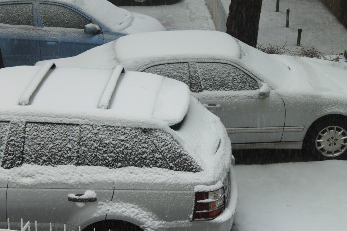 10. Finally, winterize your car! Early! Because you never know when the cold will hit!