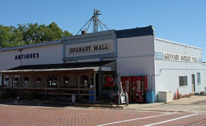 10. Granary Mall, Walnut