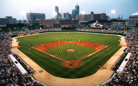 6. Go to a Baseball Game at Victory Field (501 Maryland St, Indianapolis)