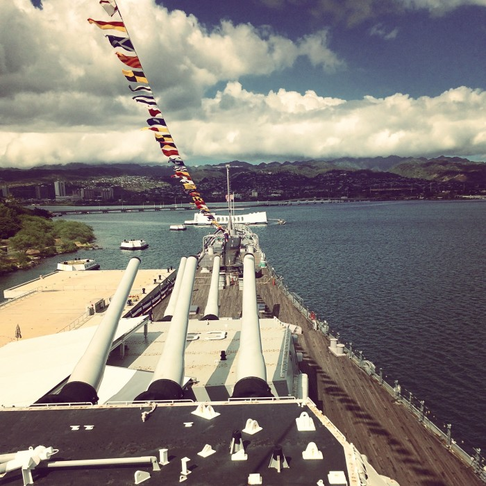 11) And then there are the many wonderful monuments and museums that make up the Pearl Harbor Historical Sites.