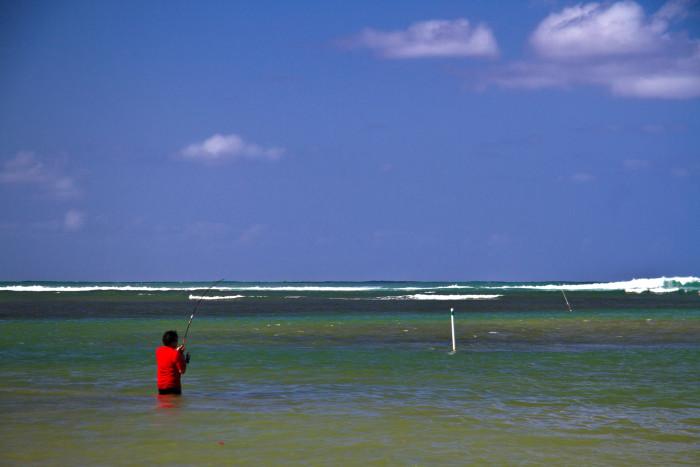 11) Anini Beach, Kauai