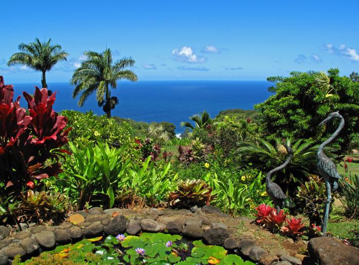 Ordinaire 11) Maui Garden Of Eden