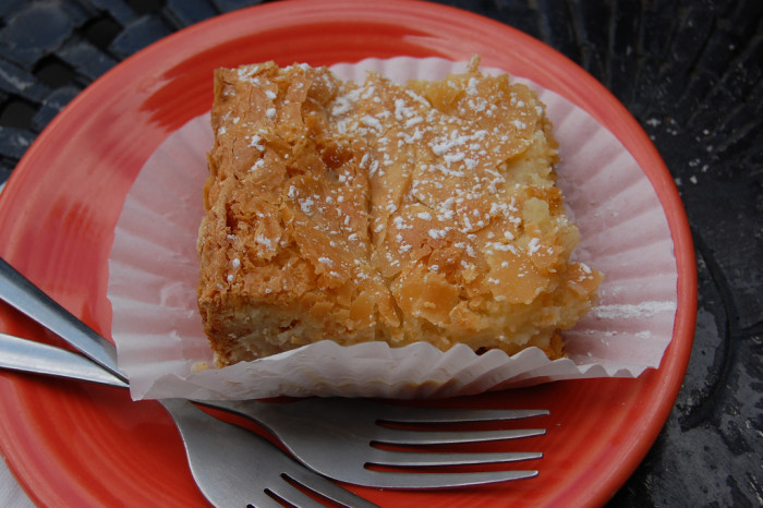 11.  Gooey Butter Cake is found at all major family functions.