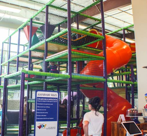 12 Amazing Indoor Playgrounds In Missouri That Will Make