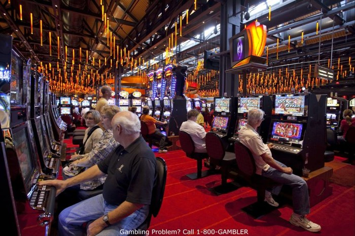 9. Gamble all your cash away at Sands Casino in Bethlehem.