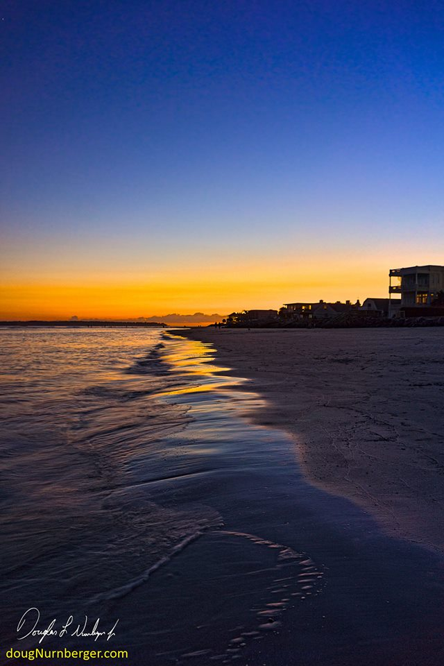 3. Sunset at St. Simons Island