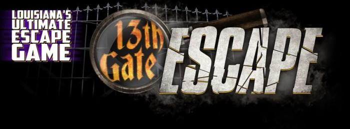 6) 13th Gate Escape Louisiana's Ultimate Escape Game, Baton Rouge, LA