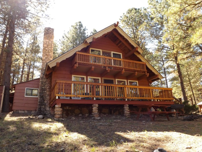 1. Arizona Mountain Inn & Cabins, Flagstaff
