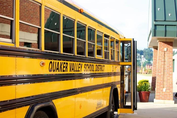 9. Quaker Valley School District