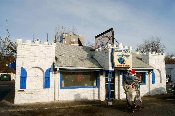 7. Mad Jack's Fresh Fish (Kansas City)