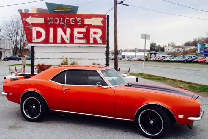 4. Wolfe's Diner, Dillsburg