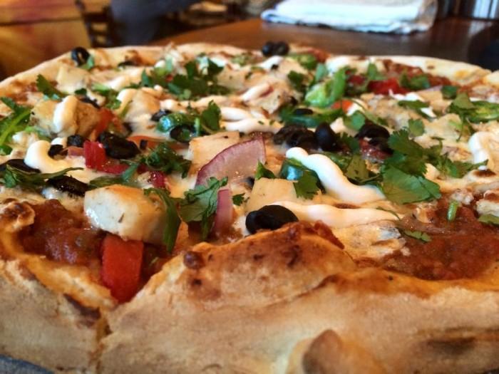 9. Screaming Banshee Pizza, Bisbee